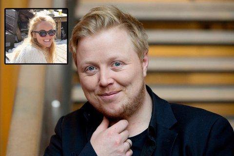 SLUTT: Kurt Nilsen og kjæresten Oda Rivrud fra Lier har gått fra hverandre etter fem år.