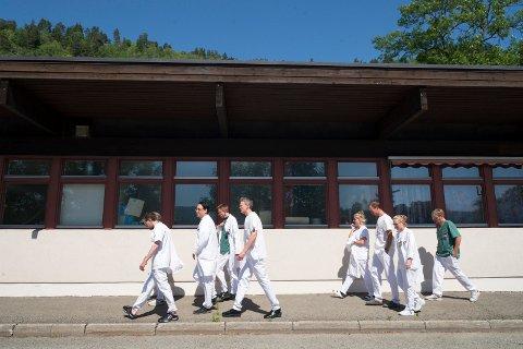Avdelin for patologi i Drammen,