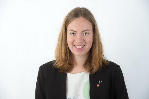 LEDER: Tonje Kristensen (Ap) er leder for hovedutvalget for kultur, idrett og folkehelse i Buskerud fylkeskommune.