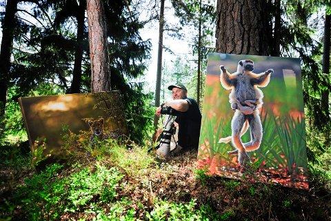 Tom Schandy. Naturfotograf. Ormåsen. Vestfossen. Øvre Eiker. Arrangerer fototurer for entusiaster  til fjern og nær.