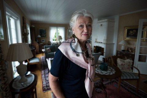 Grethe Nygaard, enken etter en av TESS-gründerne, Olav Nygaard, er skuffet over at hun ikke har blitt invitert i 50-årsjubileet for selskapet.