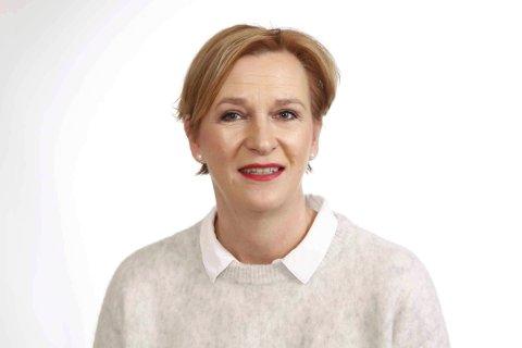 GLAD KOMMUNALSJEF: Siri Sørensen får ansvaret for forebygging i Nye Drammen, og gleder seg stort til å ta fatt.