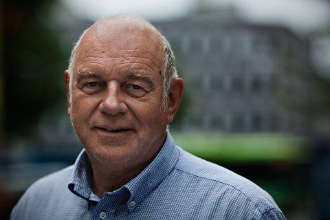 ØNSKER LYKKE TIL: KrF-topp  Trond Johansen beklager at motstanderen meldte seg ut, men sier at han respekterer avgjørelsen.