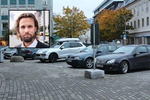 – ET PAR ÅR GAMMEL BIL ER BEST: Thomas Iversen i Forbrukerrådet anbefaler å gå for en bil som er et par år gammel og som har gått 30.000 - 40.000 kilometer.