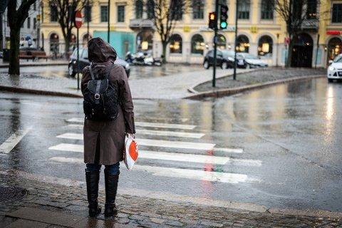 NESTEN BARE REGN I VENTE: Uken vi har i vente er nedbørrik. Det kan komme opp til 80 millimeter med regn.