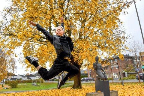 Danseren Jeffrey Zhang er årets mottaker av Haugestadstipendet.