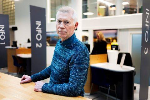 HOVEDVERNEOMBUD: John Ole Olsen er hovedverneombud i Drammen kommune.
