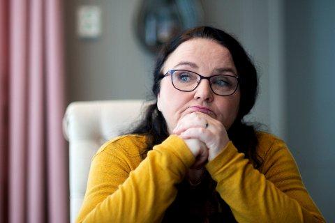 Siv Renee Eriksen. Krødsherad. Dømt for NAV svindel. Hun er en av de som får sin sak opp på nytt.