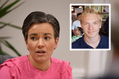VIL HA RINGDAL PÅ BANEN: Frp-politiker Carl William Nordby forventer at ordfører Gunn Cecilie Nordby tydeliggjør at en rektor ikke skal gå ut på den måten Lisbet Grøvdal gjorde.