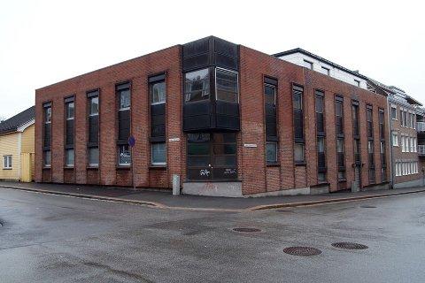 SELGER: Norges motorsportforbund selger eiendommen i Nedre Storgate 42. Nå har de flyttet til Oslo.