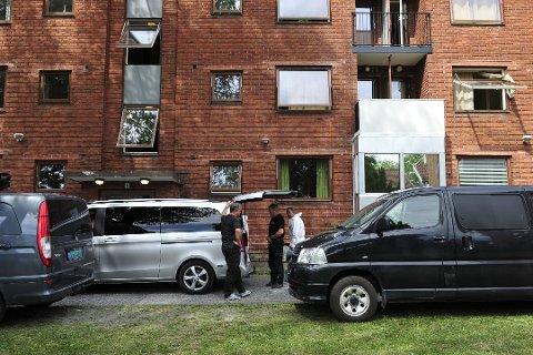 KRIPOS: Kripos bisto det lokale politiet i etterforskningen av drapet.