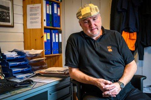 Richard Søderholm. Leder for Mætestedet i Drammen.