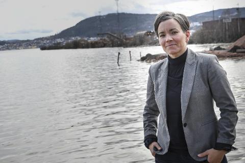 LEDET UTVALGET: – Som småbarnsmor vet jeg at det kan være hektisk å få lagt til rette for sunne og gode måltider, sier Høyres ordfører i Lier kommune, Gunn Cecilie Ringdal.