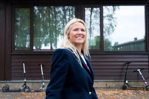 – MÅ PRØVES UT: Aps ordførerkandidat Monica Myrvold Berg går til valg på at Drammen skal ha et prøveprosjekt med å fjerne kontantstøtte i enkelte bydeler, i sammenheng med lavere barnehagepris. I Oslo forsøker SV å få til det samme.