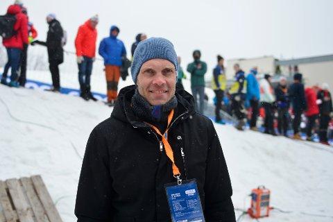 VIL HA SKØYTESPRINT TIL DRAMMEN: Tidligere langrennsløper Trond Iversen mener sprinten i Drammen kunne trengt en liten endring.