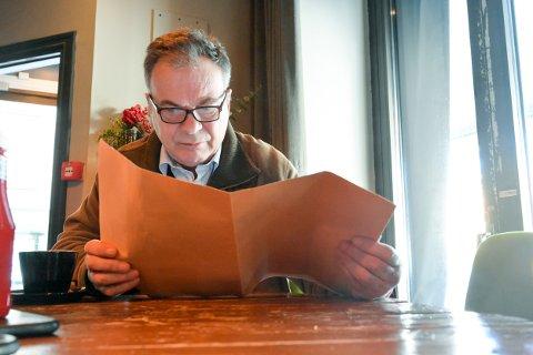 KONKURS: Advokat Svein Duesund eier halvparten av boligselskapet som nå er konkurs.