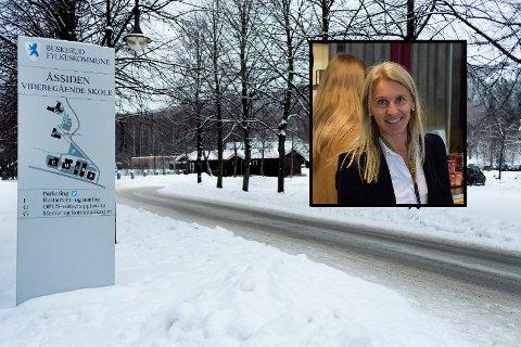 Åssiden skole fikk inn nesten 400 søknader da de lyste ut stillinger tidligere i år. Rektor Ann-Mari Henriksen er mer enn fornøyd med søkerbunken.