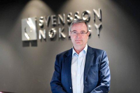 BOBESTYRER: Advokat Per Karsten Wahl i Svensson Nøkleby Advokatfirma ANS.