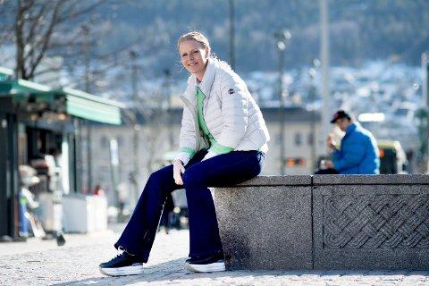 DESIGNER: Siv Gunhild Waldeland har startet design, produksjon og salg av eget jeansmerke.
