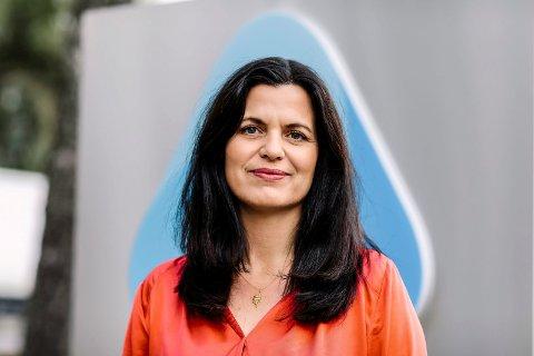 Nina Solli, regiondirektør NHO Viken Oslo.