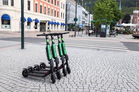 Har du sett elsparkesyklene i sentrum i sommer? De har mest sannsynlig kommet for å bli.
