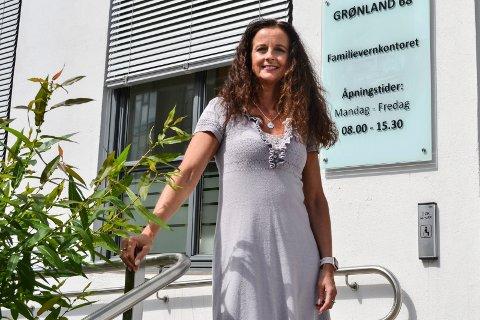 GODE RÅD: Helle Baadsvik leder Familievernkontoret, og vet mye om hvorfor ferier av og til ikke blir slik man ønsker. Å avklare hverandres forventninger er ett av rådene hennes.