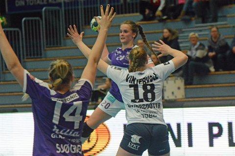 TOK BRONSE: Live Rushfeldt Deila og det norske juniorlandslaget tok bronse i EM i Ungarn.