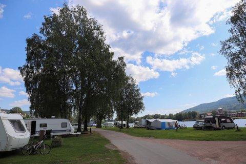 STENGT: Drammen Camping på Åssiden får ikke åpne for sesongen. Det har kommunen vedtatt. Det betyr tapte kroner.