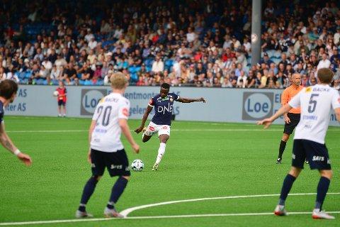 Muhammed Keita mener Strømsgodset fortsatt kan redde sesongen.
