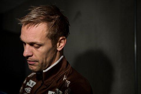 Mads Hansen spilte sammen med Kim André Nielsen.