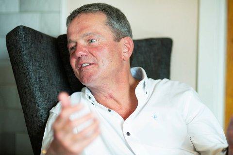Ulf Erik Knudsen (Frp) tror samarbeidspartiene får en tøff jobb med å lage budsjett for Nye Drammen.