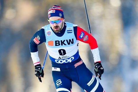 VAR TESTET: Sondre Turvoll Fossli viste ingen tegn på hjertefeil under landslagets og Olympiatoppens undersøkelser.
