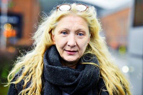 BOM-MOTSTANDER: Sps Gro Nyhus gikk i bresjen for å unngå en bomring i Drammen. Det er et standpunkt hun fortsatt står for.