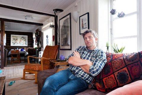 UENIG MED KRITIKKEN FRA KRETZ: Venstre-topp Anders Wengen.