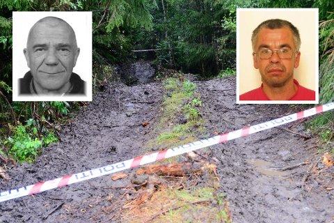 De tre østeuropeerne som er funnet døde i Nedre Buskerud de siste årene deler flere likheter. F.v.: Adam Filipiuk og Anatolij Petraskevic.
