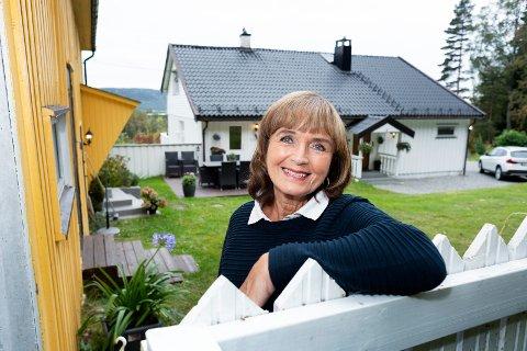 COMEBACK: Tidligere ordfører Ulla Nævestad er tilbake i kommunepolitikken i Lier.