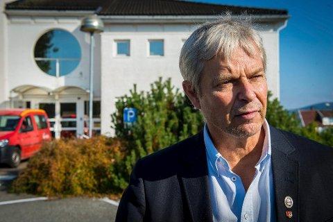 NYTT PARTI: Tidligere ordfører Jonn Gunnar Lislelid har meldt seg inn i Senterpartiet.