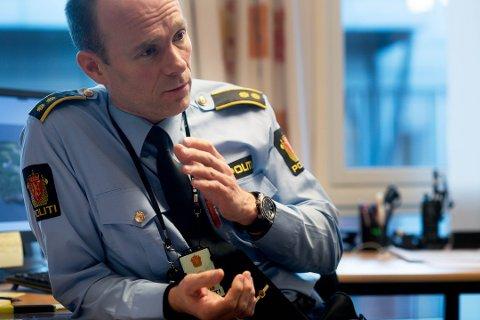 Leder for forebyggende enhet, Geir Oustorp, er både spent og - ifølge ham alltid - litt bekymret før ukene som står foran ungdommen nå.