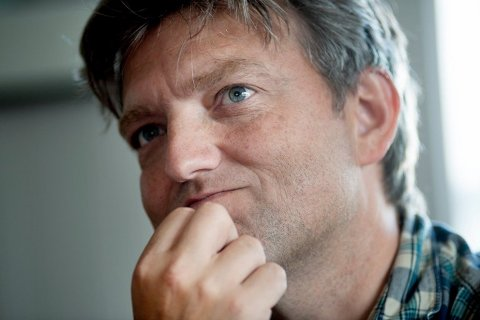 VENSTRE-POLITIKER: Anders Wengen representerer Venstre i kommunestyret. Han leder også næringsutvalget i Drammen kommune.