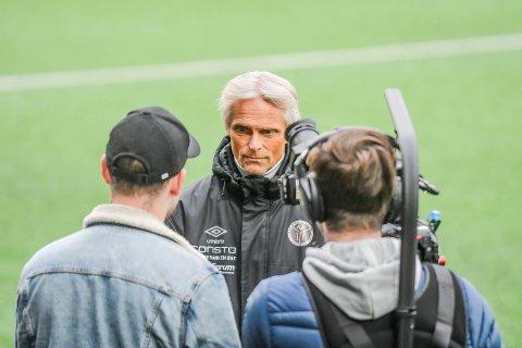 GIR SEG I MIF: André Nevstad gir seg om sportssjef/daglig leder i MIF Fotball. Bildet er tatt ved en tidligere anledning.