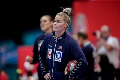 Veronica Kristiansen byttes ut.