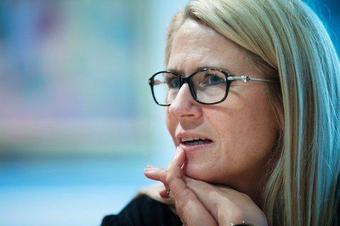OPP TIL HELSEFAGLIGE: Vaksineprioritering er blitt diskutert de siste dagene. Ordfører Monica Myrvold Berg mener det opp til helsefaglige å gjøre fordelingen.