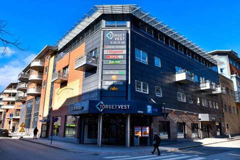 FIRMA SOLGTE TORGET VEST: Fra januar eier Scala Eiendom og CC eiendom Torget Vest. – Vi har sett på det i flere omganger og i flere år, sier administrerende direktør Hans Jørgen Mørland i Scala Eiendom til Drammens Tidende.