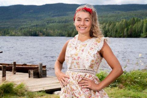 HAVNET PÅ EN FJERDEPLASS: Etter elleve uker måtte drammenseren Karianne Vilde Wølner (26) forlate gården, og havnet på en fjerdeplass. – Jeg var jo veldig skuffet over meg selv da jeg røk ut, sier hun til Drammens Tidende.
