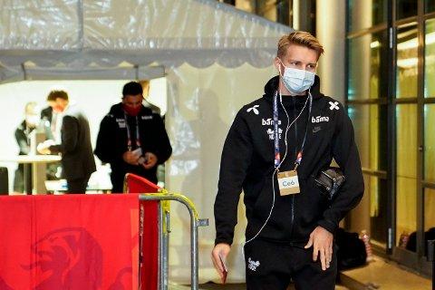 UTENLANDSPROFF: Tross sin unge alder har Martin Ødegaard en formue på hele 84 millioner kroner. Fotballspilleren har kontrakt med storklubben Real Madrid.