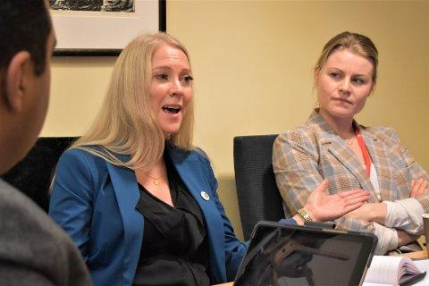 KRITISK: Norsk Sykepleierforbunds leder Lill Sverresdatter Larsen mener at det må være mer tillit til sykepleiernes egne vurderinger.