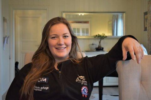 BLITT MAMMA: Maren Teien Rørvik fra Sande er blitt mamma. Det deler hun på Instagram for sine 21.000 følgere.