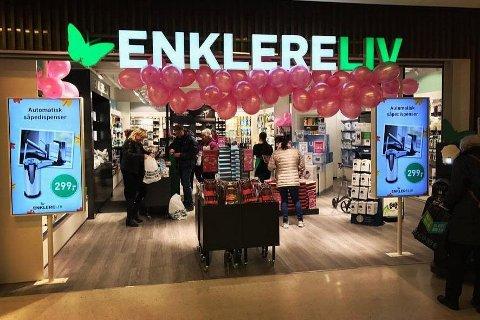 KONKURS: Ifølge daglig leder Kenneth Balterzen i Enklere Liv Retail, har koronapandemien gjort at aktiviteten i butikkene har stoppet helt opp.