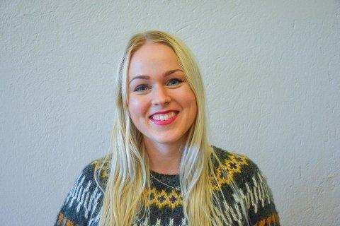 KONSTITUERT: Emma Huisman Moskvil blir konstituert redaktør i Dagsavisen Fremtiden.