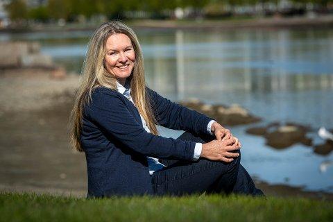 ØNSKET FORANDRING: Nina Marshall hadde vært i samme jobb i mange år før hun valgte å si opp. Nå er hun aktuell som fylkeskoordinator for TV-aksjonen.